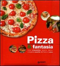 イタリアのピッツァとパンの作り方の書籍本