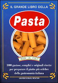 イタリア料理のパスタの作り方のレシピ書籍本