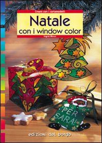 Natale con i window color