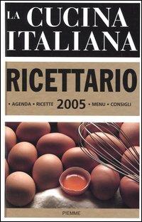 La cucina italiana ricettario