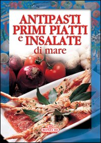 Antipasti primi e insalate