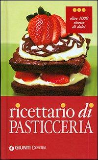 イタリア菓子のレシピ