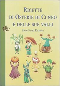Ricette di osterie  di Cuneo