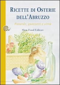 Ricette di osterie  dell'Abruzzo