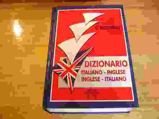 Dizionario italiano-englese