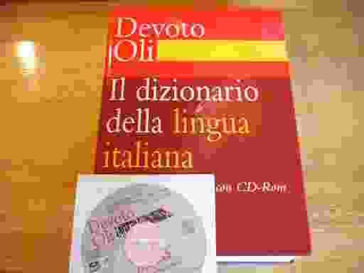 Devoto-Oli Il dizionario della lingua italiana