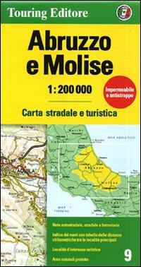 mappa Abruzzo e Molise