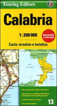 mappa Calabria