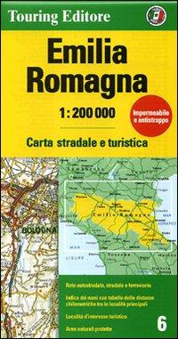 mappa Emilia Romagna